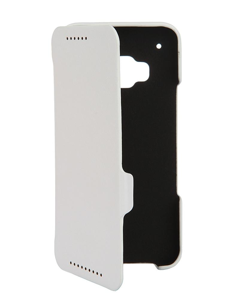 Аксессуар Чехол HTC One M10 / Lifestyle iBox Crystal Grey