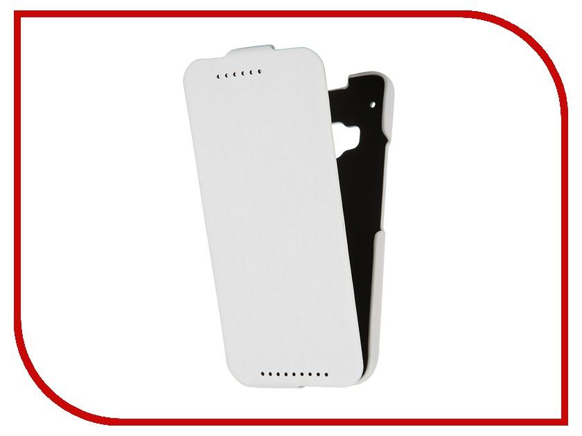 Аксессуар Чехол HTC One M9 Untamo Rocca White URCFHTCM9WH<br>