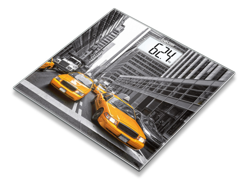 Весы напольные Beurer GS203 New York 756.25