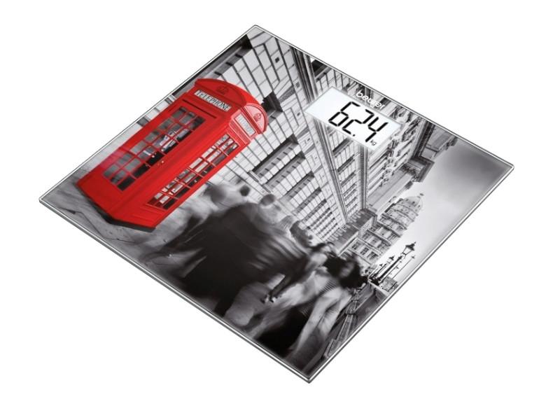 лучшая цена Весы напольные Beurer GS 203 London