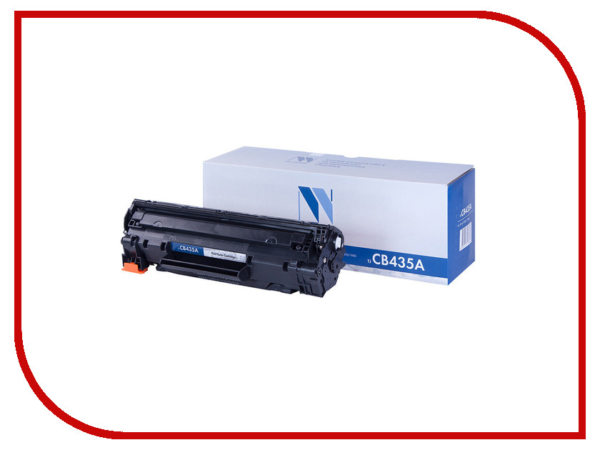 Картридж NV Print CB435A для LJP1005/1006<br>