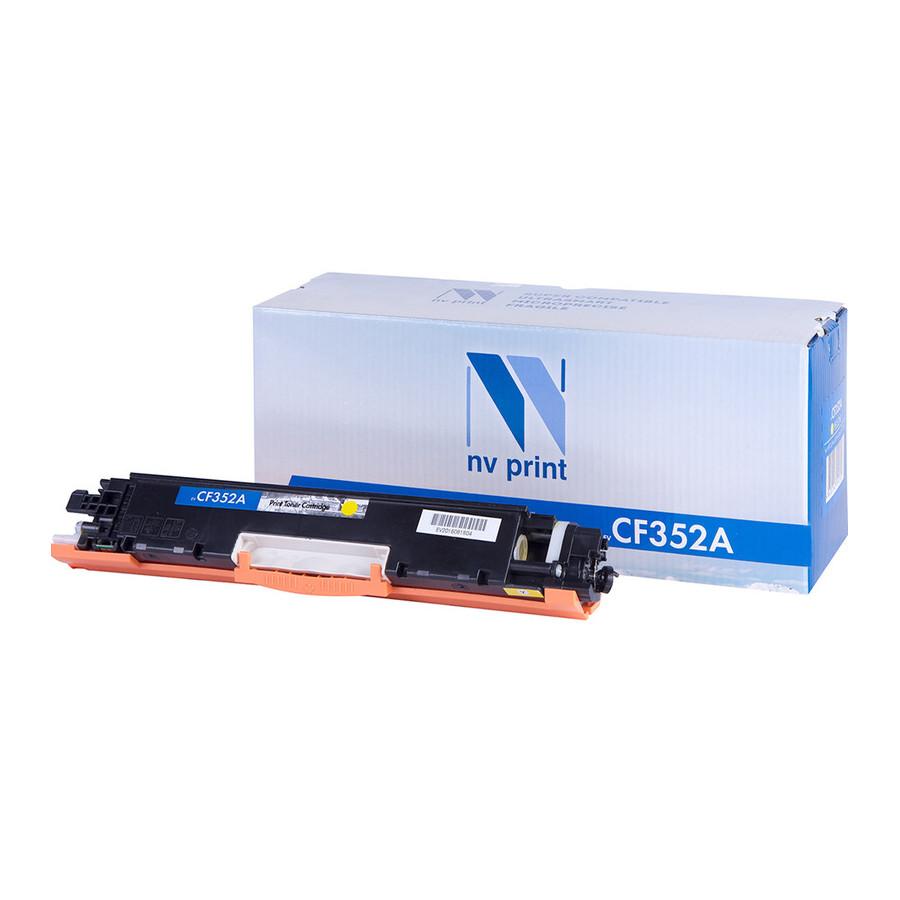 Картридж NV Print CF352A Yellow для CLJ Pro MFP M176n/M177fw