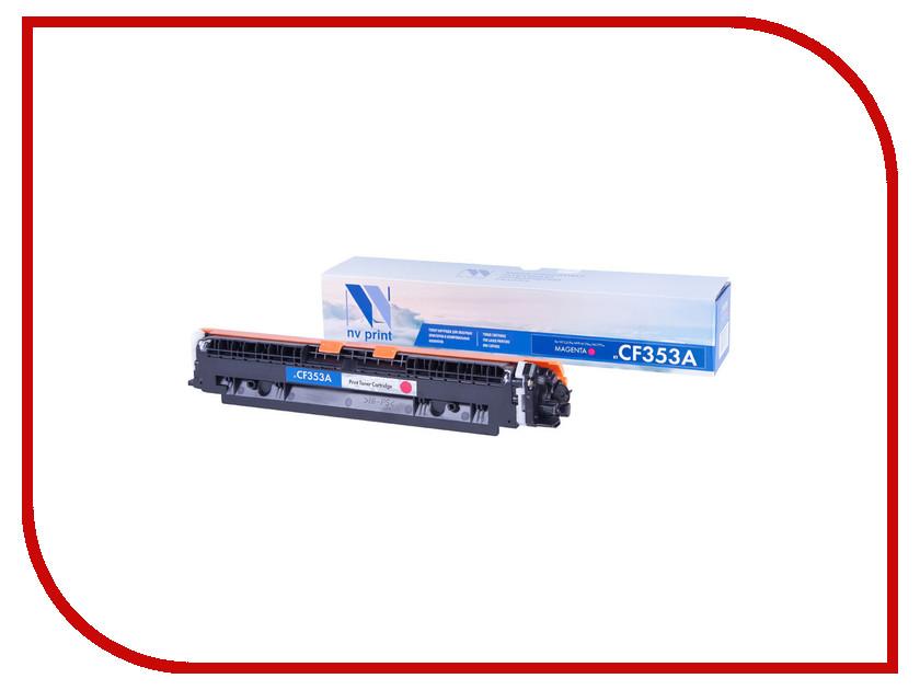 Картридж NV Print CF353A Magenta для CLJ Pro MFP M176n/M177fw картридж для принтера nv print для hp cf403x magenta