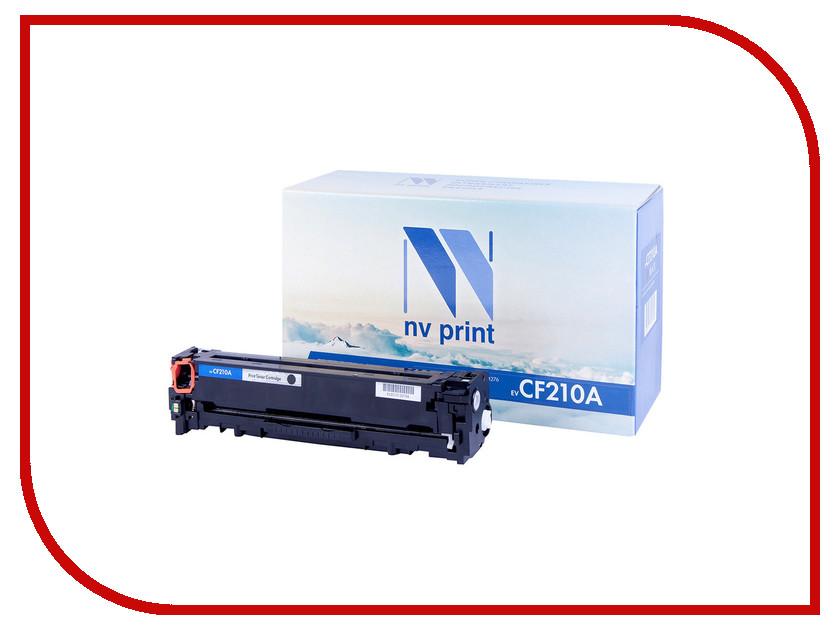 Картридж NV Print CF210A Black для LJ Pro M251/M276<br>
