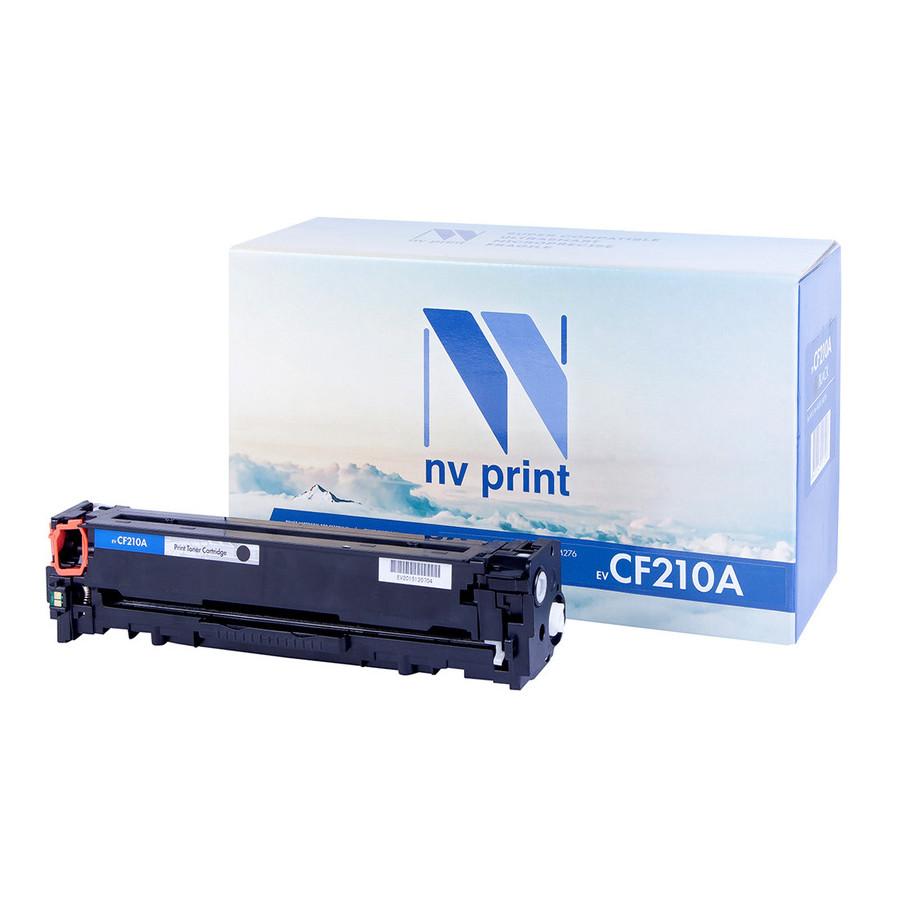 Аксессуар NV Print CF210A Black для LJ Pro M251/M276