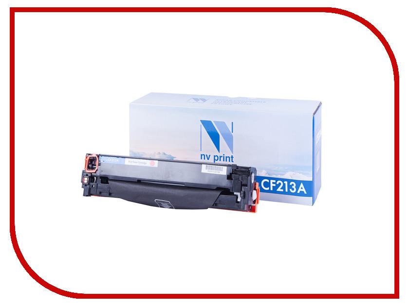 Картридж NV Print CF213A Magenta для LJ Pro M251/M276<br>