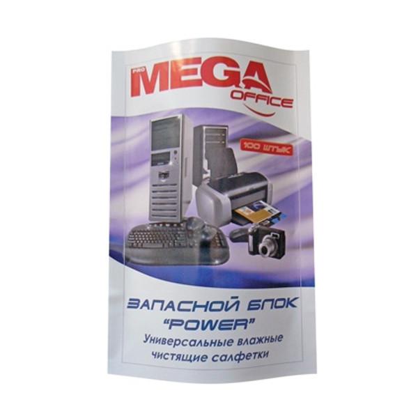 Аксессуар ProMega Office Power 100шт 127653 Салфетки