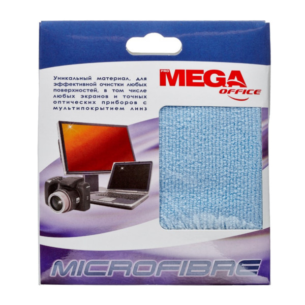 Аксессуар ProMega Office Microfibre 127663 Салфетки