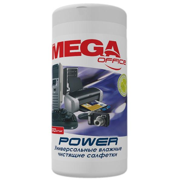Аксессуар ProMega Office Power 100шт 380972 Салфетки антибактериальные
