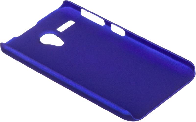 ��������� �����-�������� Lenovo A606 SkinBox 4People Blue T-S-LA606-002 + �������� ������