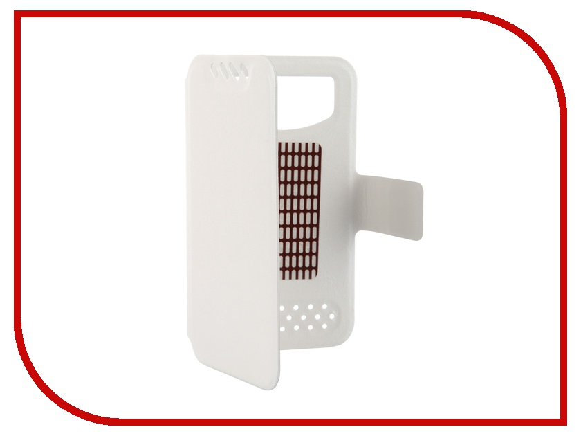 Аксессуар Чехол Gecko 3.5-4.2-inch S White GG-B-UNI35-WH<br>