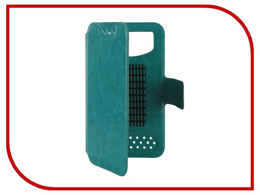 Аксессуар Чехол Gecko 3.5-4.2-inch S Turquoise GG-B-UNI35-TUR<br>