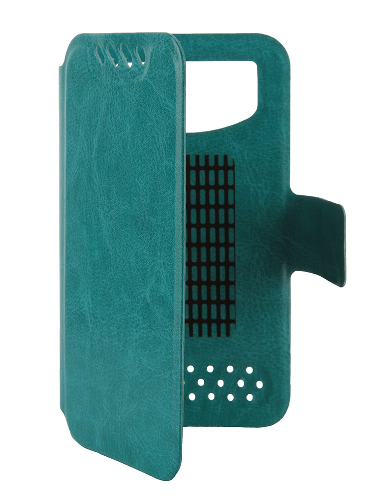 Аксессуар Чехол Gecko 3.5-4.2-inch S Turquoise GG-B-UNI35-TUR