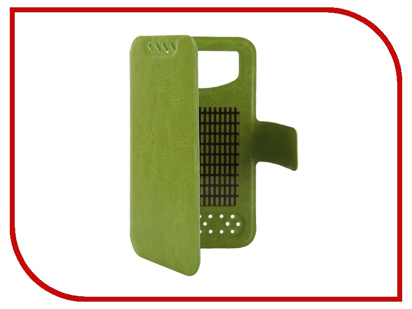 Аксессуар Чехол Gecko 3.5-4.2-inch S Green GG-B-UNI35-GR<br>