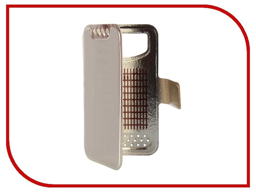 Аксессуар Чехол Gecko 3.5-4.2-inch S Gold GG-B-UNI35-GOLD