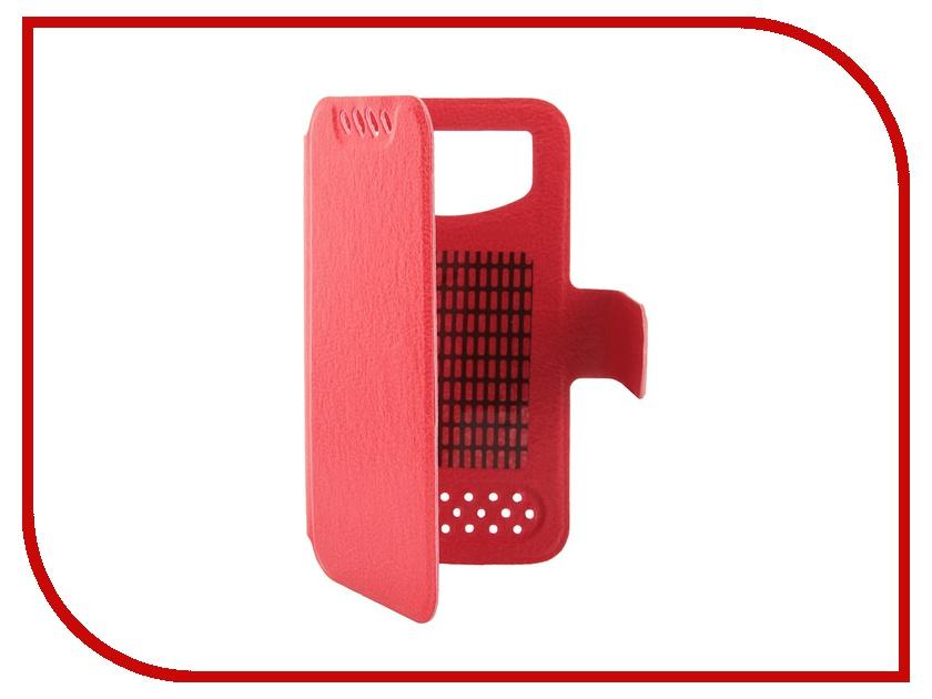 Аксессуар Чехол Gecko 3.5-4.2-inch S Red GG-B-UNI35-RED<br>