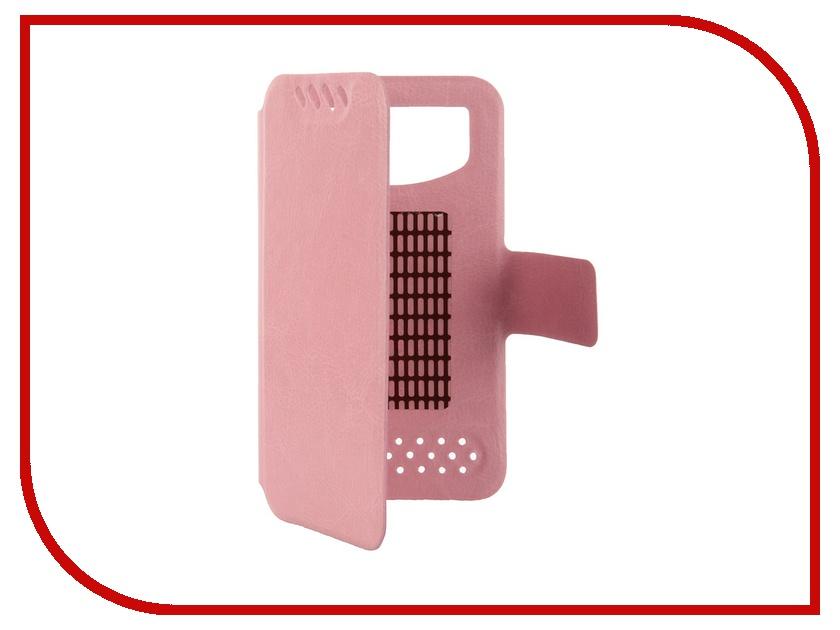 Аксессуар Чехол Gecko 3.5-4.2-inch S Pink GG-B-UNI35-PINK