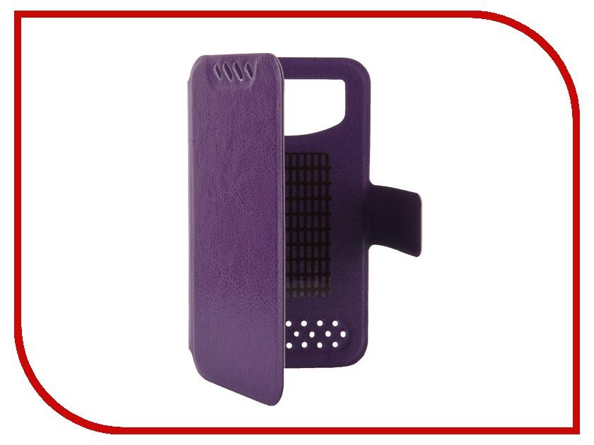 Аксессуар Чехол Gecko 3.5-4.2-inch S Purple GG-B-UNI35-PUR<br>