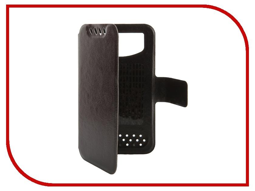 Аксессуар Чехол Gecko 3.5-4.2-inch S Black GG-B-UNI35-BL