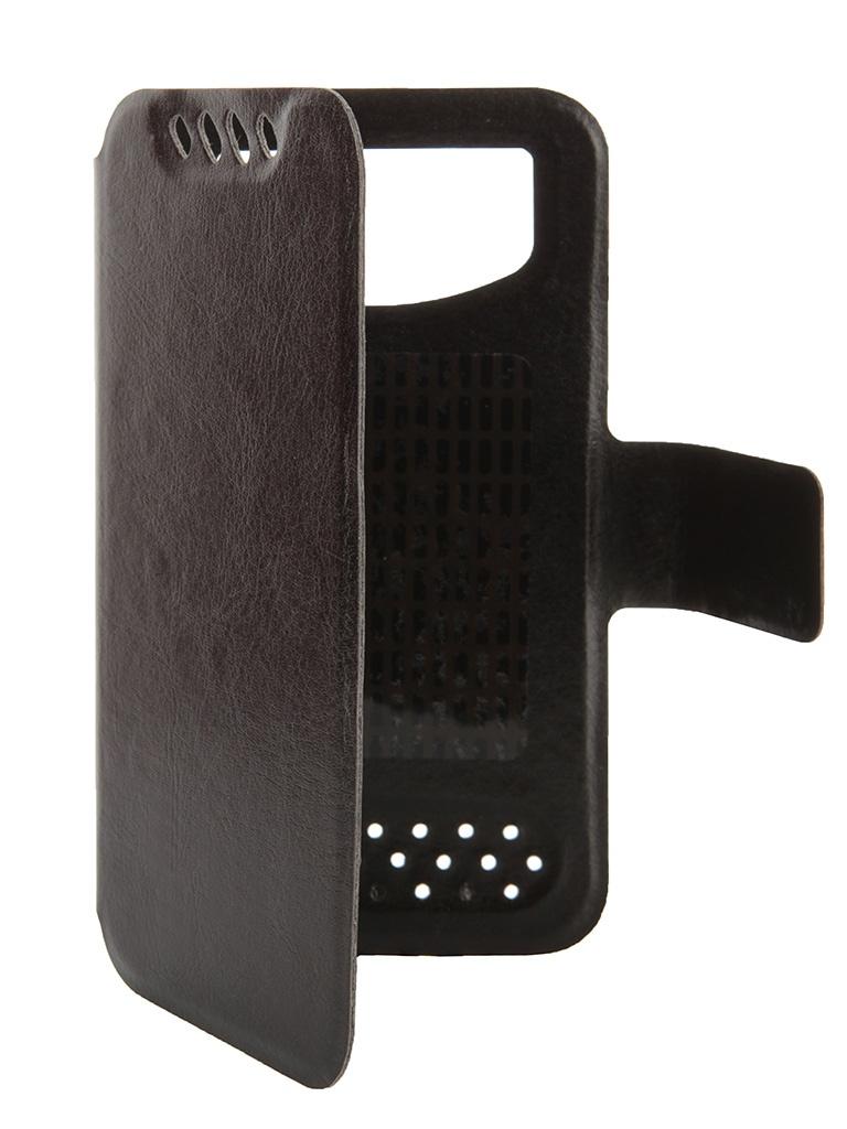 Аксессуар Чехол Gecko 3.5-4.2-inch S Black GG-B-UNI35-BL<br>