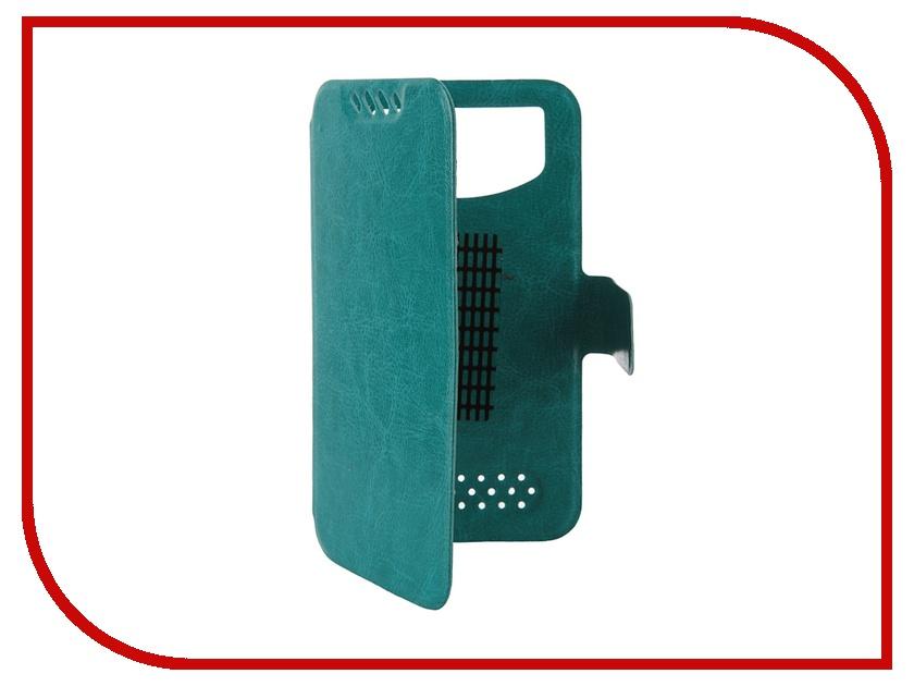 Аксессуар Чехол Gecko 4.5-5.5-inch M Turquoise GG-B-UNI45-TUR аксессуар защитное стекло gc 4 7 inch универсальное gg u47