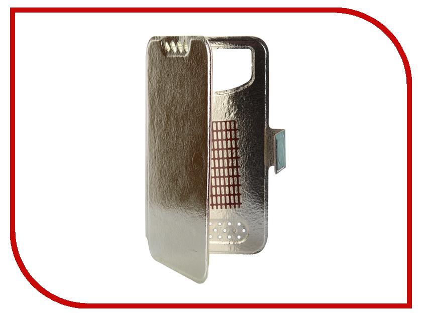 Аксессуар Чехол Gecko 4.5-5.5-inch M Gold GG-B-UNI45-GOLD<br>