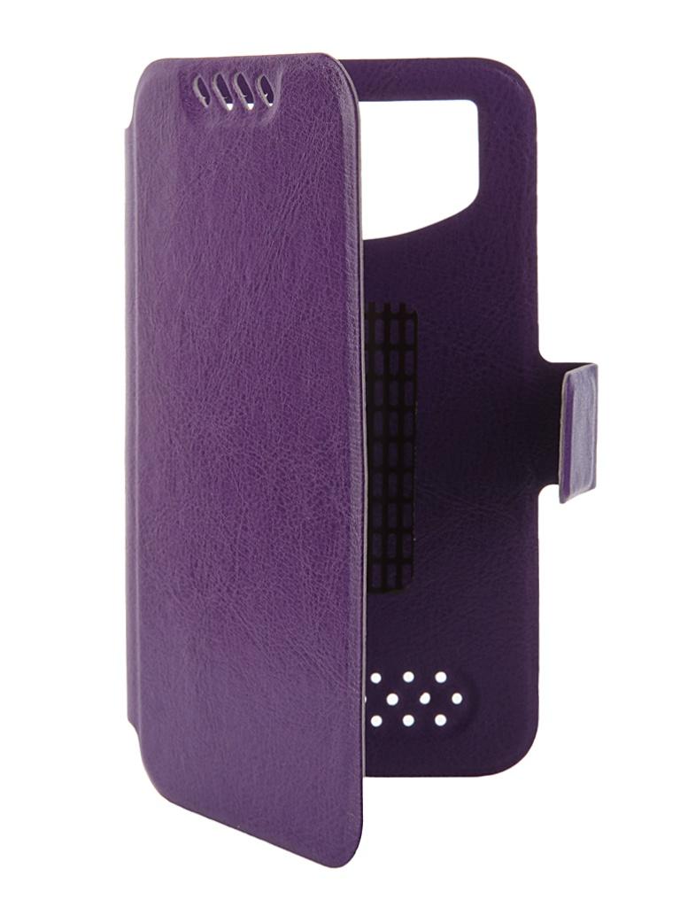 Аксессуар Чехол Gecko 4.5-5.5-inch M Purple GG-B-UNI45-PUR