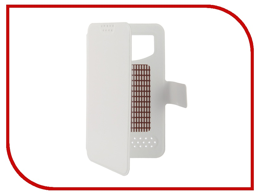 Аксессуар Чехол Gecko 5.6-6.0-inch L White GG-B-UNI56-WH