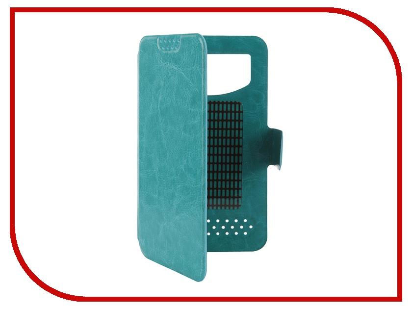 Аксессуар Чехол Gecko 5.6-6.0-inch L Turquoise GG-B-UNI56-TUR<br>