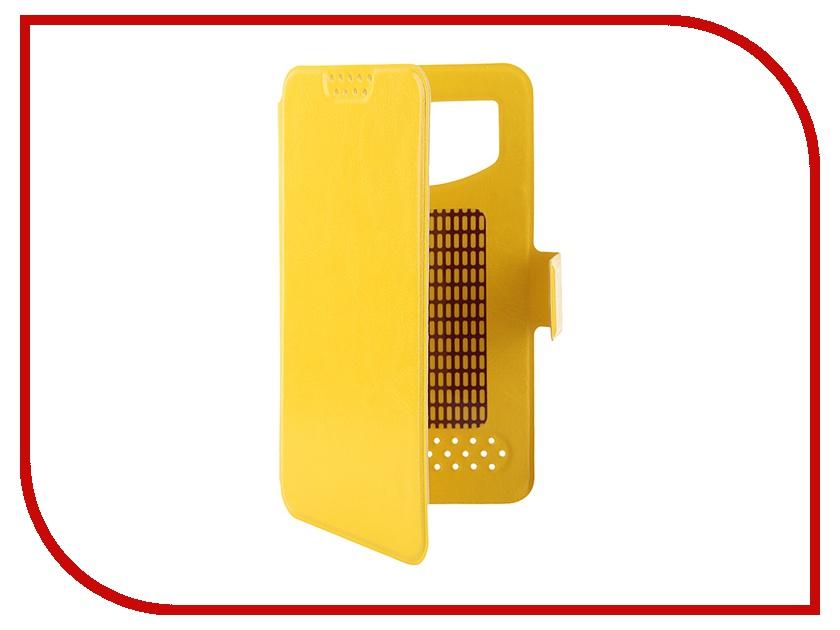 Аксессуар Чехол Gecko 5.6-6.0-inch L Yellow GG-B-UNI56-YEL