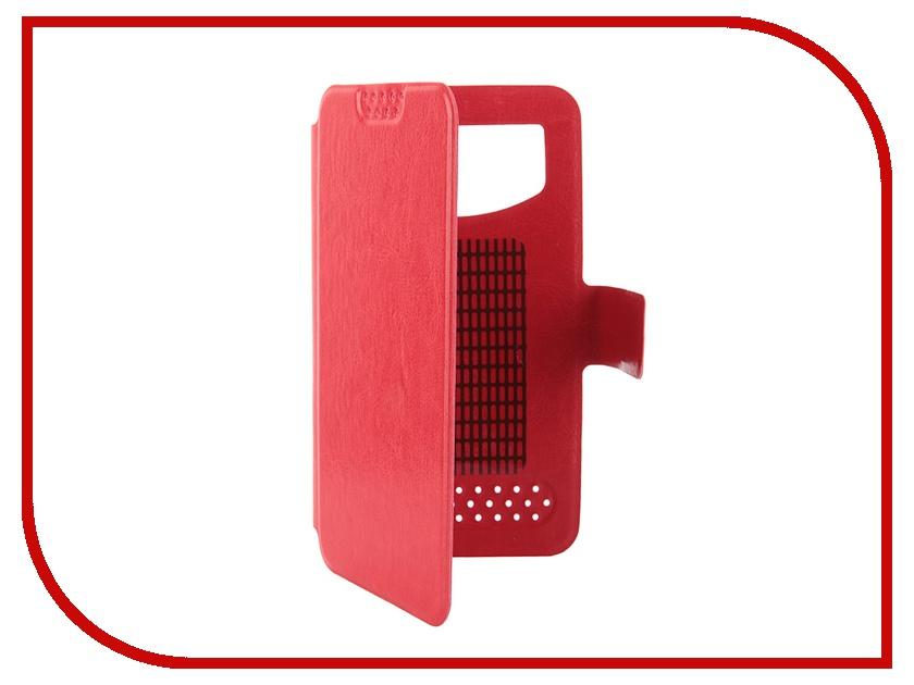 Аксессуар Чехол Gecko 5.6-6.0-inch L Red GG-B-UNI56-RED<br>
