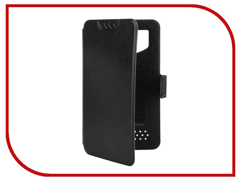 Аксессуар Чехол Gecko 6.0-6.6-inch XL Black GG-B-UNI60-BL