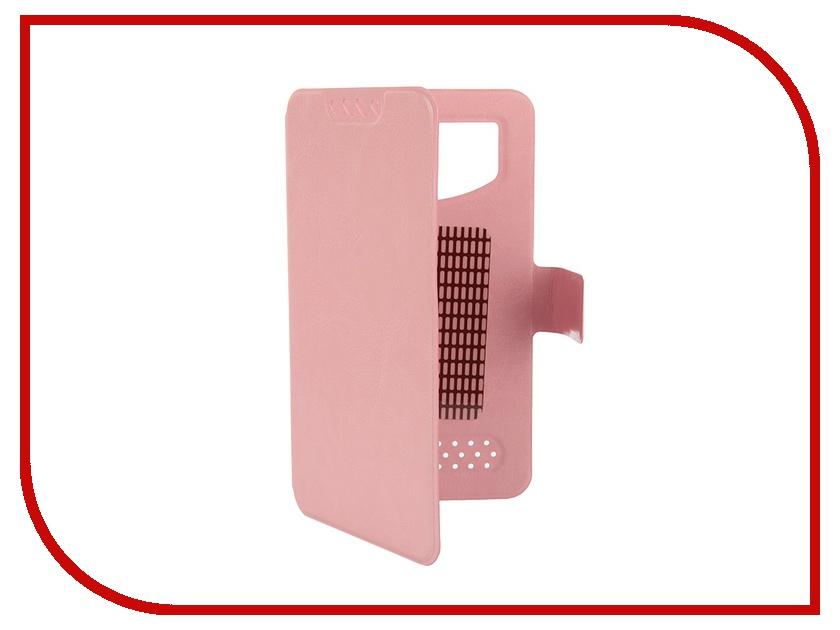 Аксессуар Чехол Gecko 6.0-6.6-inch XL Pink GG-B-UNI60-PINK