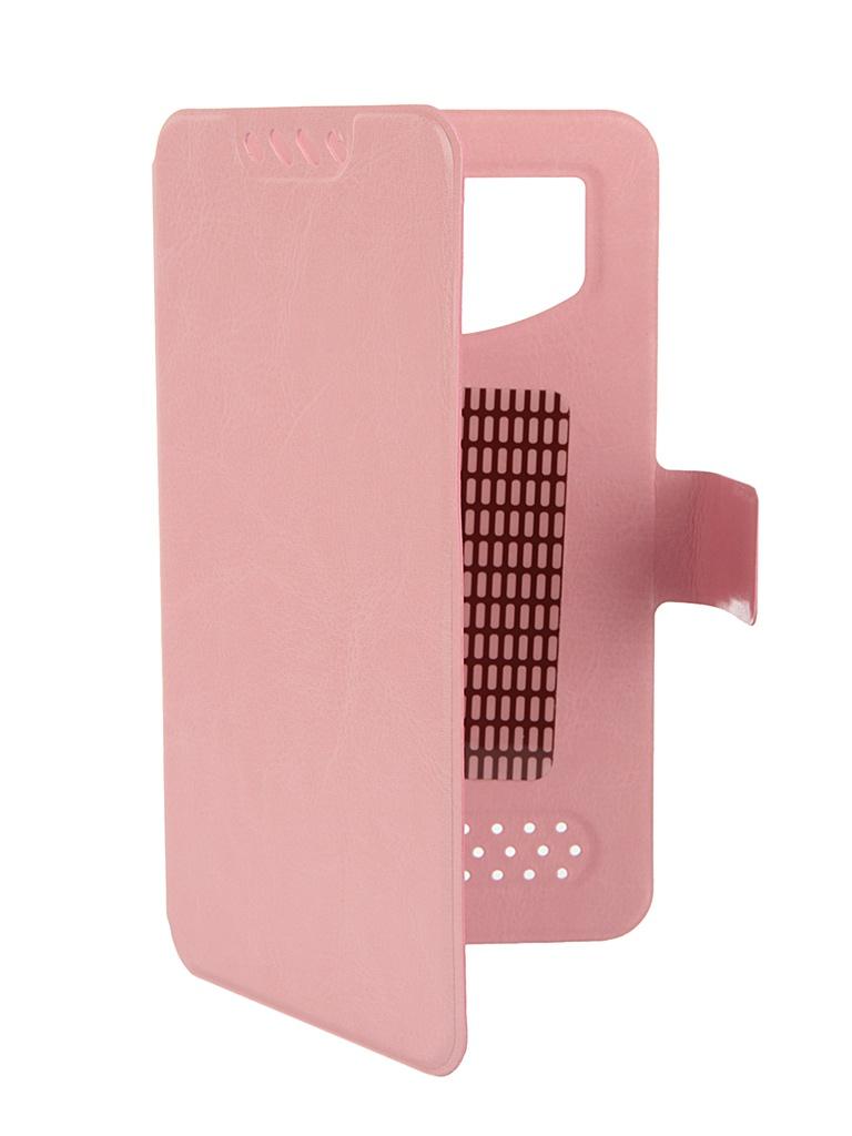 Аксессуар Чехол Gecko 6.0-6.6-inch XL Pink GG-B-UNI60-PINK<br>