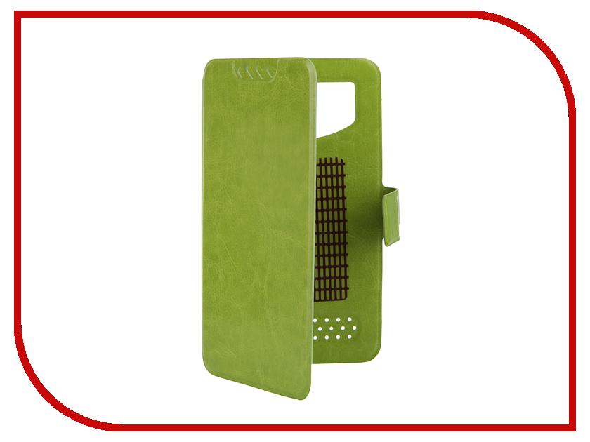 Аксессуар Чехол Gecko 6.0-6.6-inch XL Green GG-B-UNI60-GR<br>