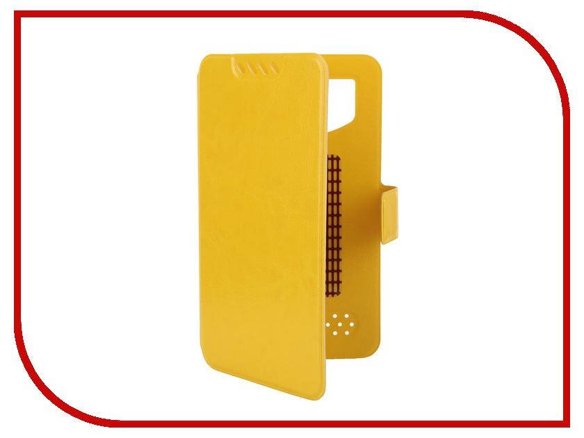 Аксессуар Чехол Gecko 6.0-6.6-inch XL Yellow GG-B-UNI60-YEL<br>