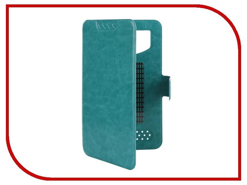 Аксессуар Чехол Gecko 6.0-6.6-inch XL Turquoise GG-B-UNI60-TUR<br>