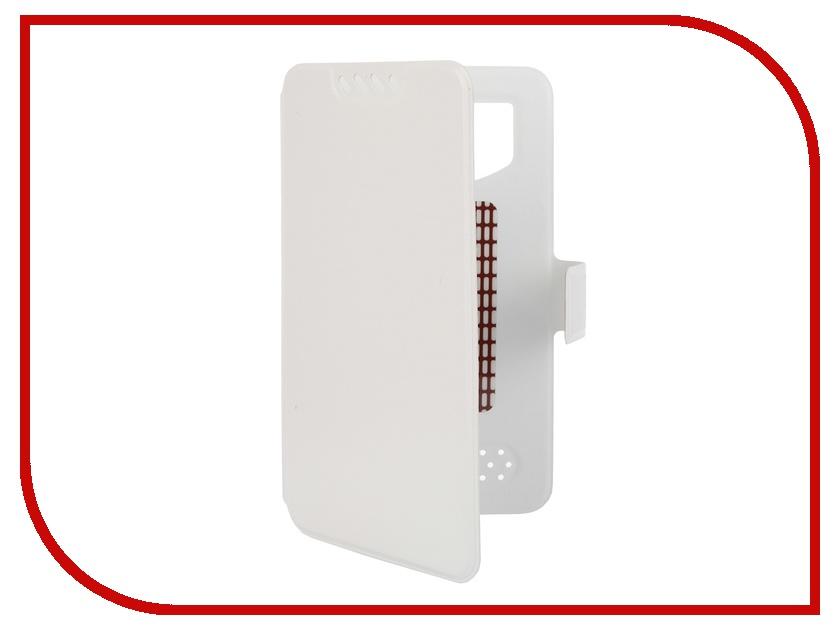 Аксессуар Чехол Gecko 6.0-6.6-inch XL White GG-B-UNI60-WH