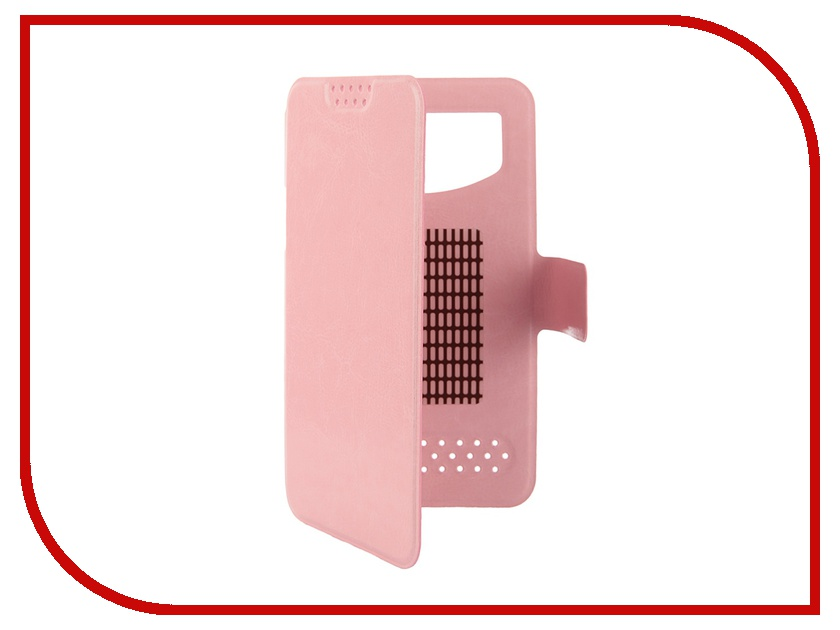 Аксессуар Чехол Gecko 5.6-6.0-inch L Pink GG-B-UNI56-PINK<br>