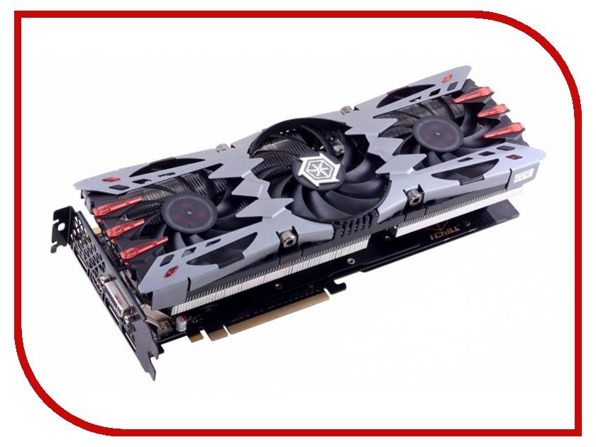 Видеокарта Inno3D GeForce GTX 960 iChill 1329Mhz PCI-E 3.0 2048Mb 7200Mhz 128 bit DVI HDMI HDCP C960-2SDN-E5CNX<br>