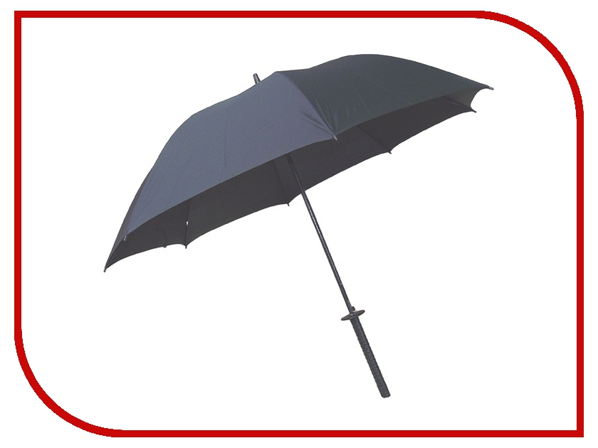 Зонт Эврика Меч самурая Black 93663<br>