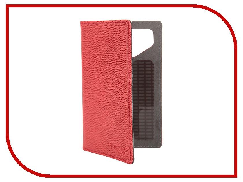 Аксессуар Чехол-книжка 3.5-3.9 ST Case иск. кожа Red ST-c-SM3.5-3.9-RED-LTH<br>