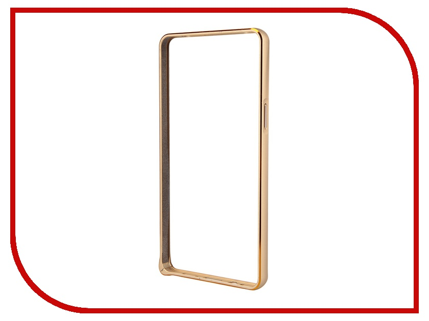 Аксессуар Чехол-накладка Samsung Galaxy A5 Liberty Project Gold 0L-00000783<br>
