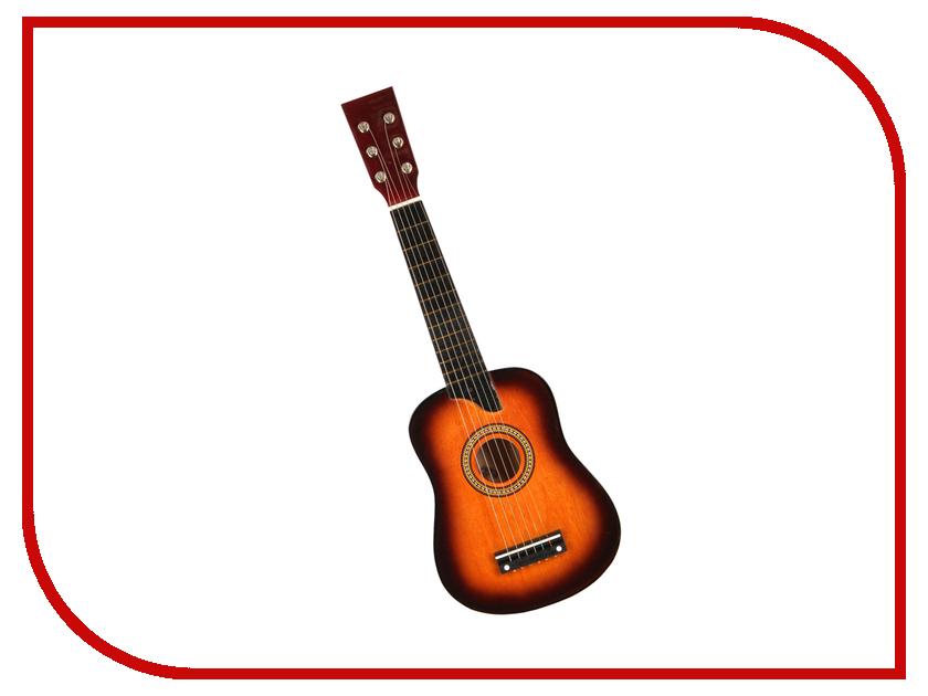 Детский музыкальный инструмент Shantou Gepai Гитара настоящая 46143