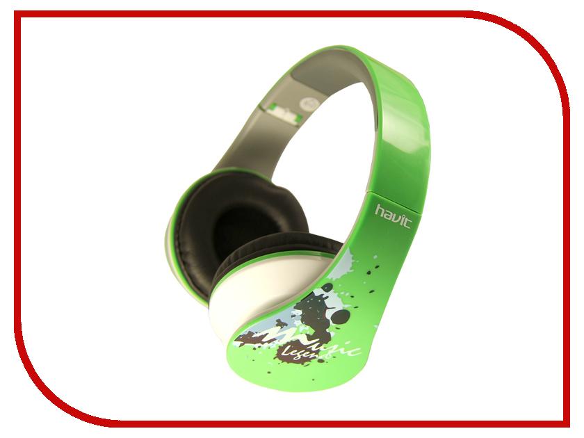 Наушники Havit HV-H85D Green<br>