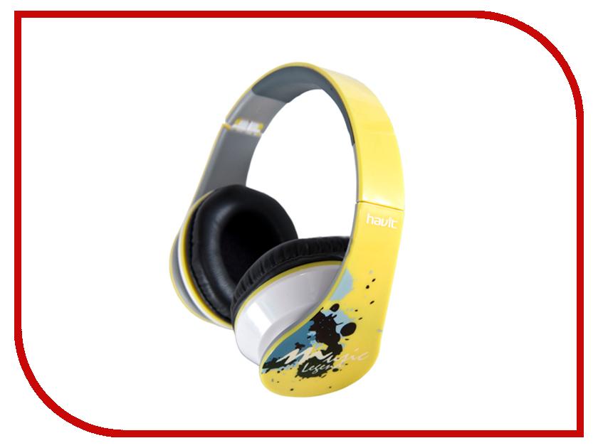 все цены на Havit HV-H85D Yellow онлайн