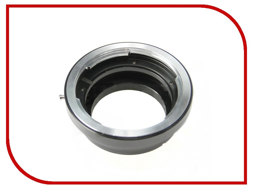 Переходное кольцо Falcon Eyes / Pixco Pentax 645 - Canon EOS