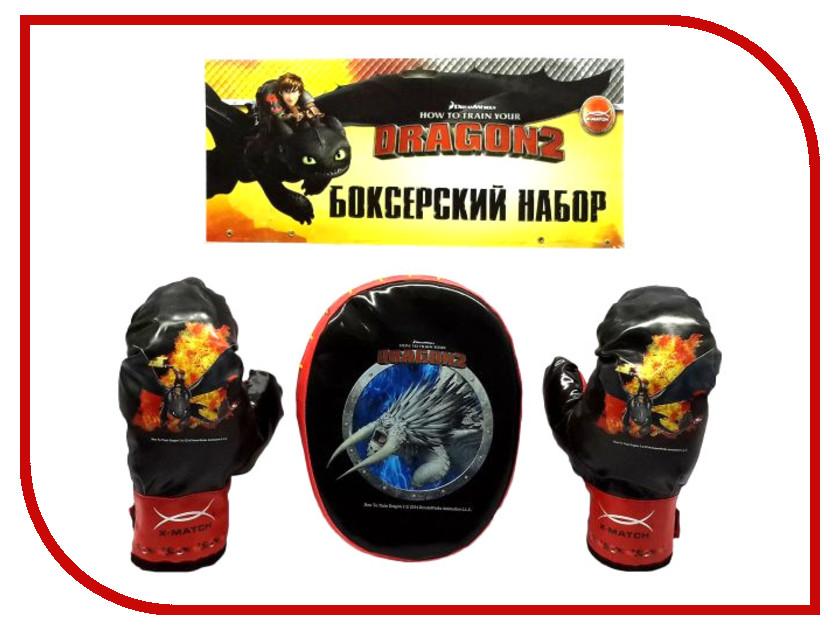 Игра спортивная X-Match Как Приручить Дракона 2 набор для бокса 87710<br>