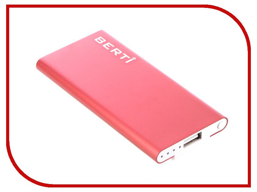 Аккумулятор Berti X-Power XS 3000mAh Pink<br>