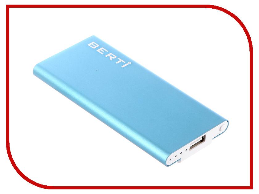 Аккумулятор Berti X-Power XS 3000mAh Blue